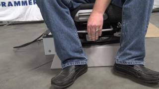 MSG95A(L)/MSG97A(L) - How to troubleshoot auto level control - Seat won't air up (compressor runs)