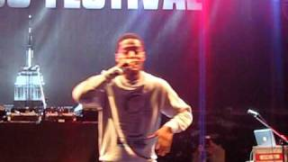 KiD CuDi - Make Her Say & Simple As (LIVE) @ Thisis50 Fest in NYC