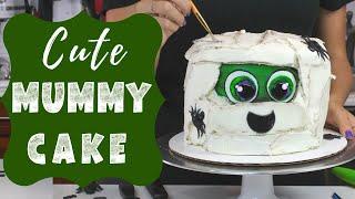 Mummy Cake | CHELSWEETS