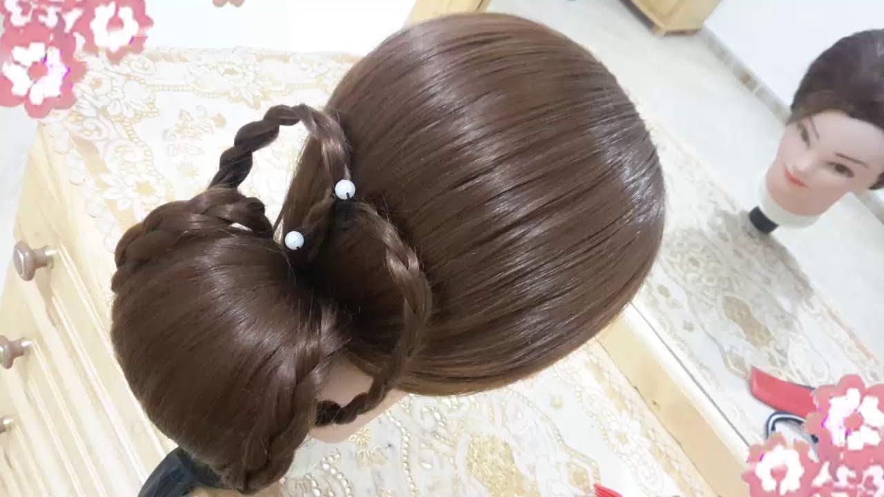 Peinados faciles rapidos y bonitos con trenzas para - Peinados nina pelo largo ...