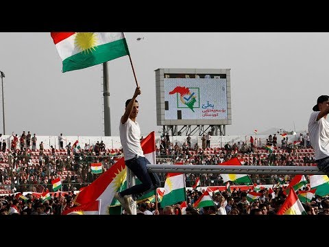 Kurds vote for independence as oil prices soar