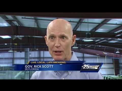 Gov. Rick Scott threatens funding of Port of Palm Beach