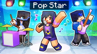 Aphmau Becomes a POP STAR In Minecraft!