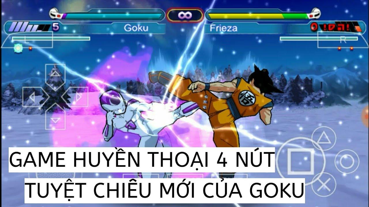 Tải game đỉnh cao Dragon Ball Super, mở khóa Goku bản năng vô cực