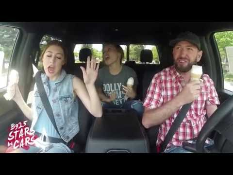 Stars In Cars With Maddie & Tae