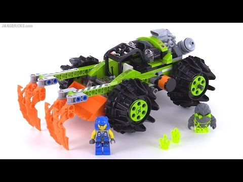 LEGO Power Miners Claw Digger from 2009! set 8959