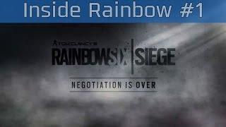 Tom Clancy's Rainbow Six Siege - Inside Rainbow #1 Trailer [HD 1080P]