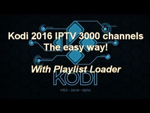 how to watch arabic channels on kodi 2016