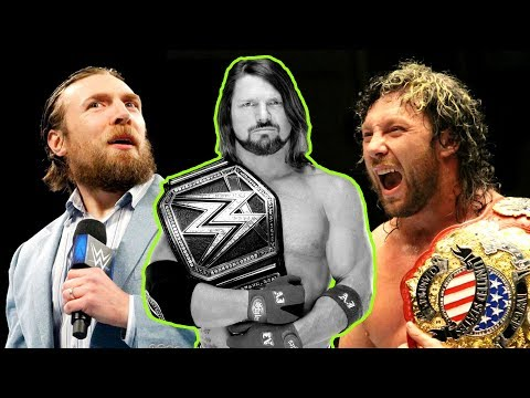 WILL DANIEL BRYAN WRESTLE? OMEGA TO WWE? 2018 PREDICTIONS! Going in Raw Pro Wrestling News Podcast