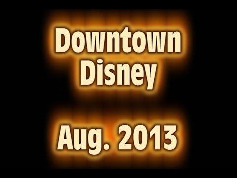 Warren Busdriver   Disneyworld Part 2 Downtown Disney