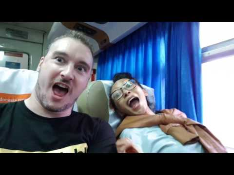 #19 (Part 1) - Taking A Train in Indonesia