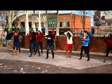 Flash Mob Proposal Marietta Square - FLASH MOB 2 22 14