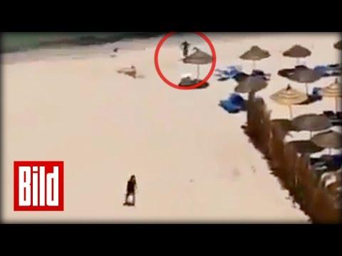 Tourguide versucht Terroristen zu stoppen! ( Tunesien / Sousse  / Aschenbecher)