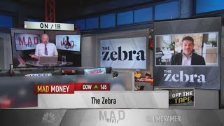 The Zebra CEO: Auto insurance is a big, fragmented market