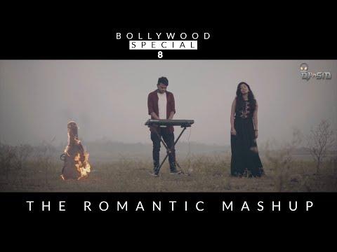 The Romantic Mashup 2018 |Bollywood Special 8 | DJ SID/VIZSHAAL |  Anika Sharma | Bollywood Mashup