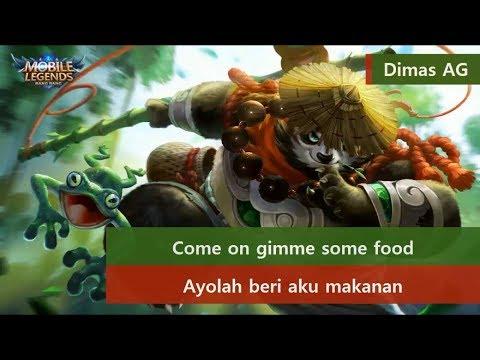 Voice u0026 Quote Akai  Mobile Legends - YouTube