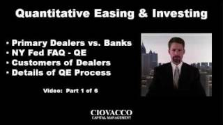 Quantitative Easing -- How Does it Work in the Real World?
