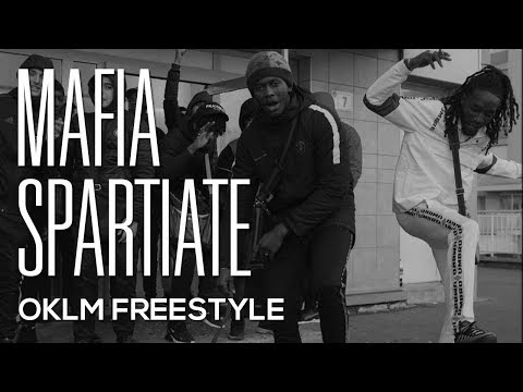 Youtube: MAFIA SPARTIATE – OKLM Freestyle