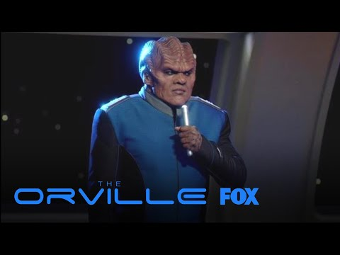 Kelly & Bortus Sing Karaoke | Season 1 Ep. 9 | THE ORVILLE