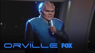 Kelly & Bortus Sing Karaoke | Season 1 Ep. 9 | THE ORVILLE