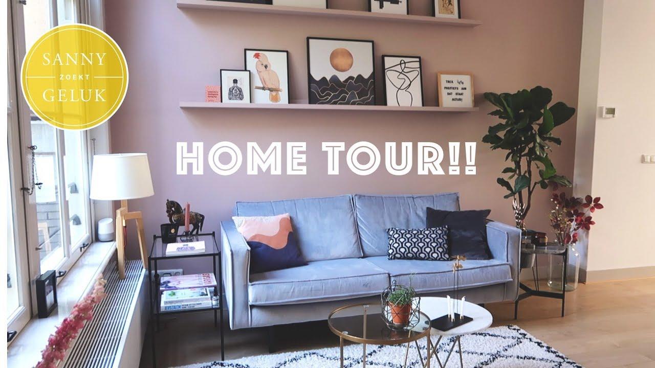 a7d581009edc61 HOME TOUR! Ik laat mijn hele huis zien! Sanny zoekt Geluk - YouTube