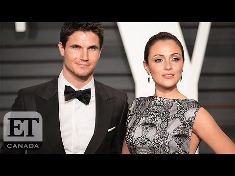 Italia Ricci's Romantic Wedding With Robbie Amell
