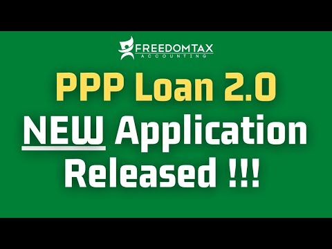 NEW Second PPP 2 Loan Application is Out in SBA Website   Form 2483-SD
