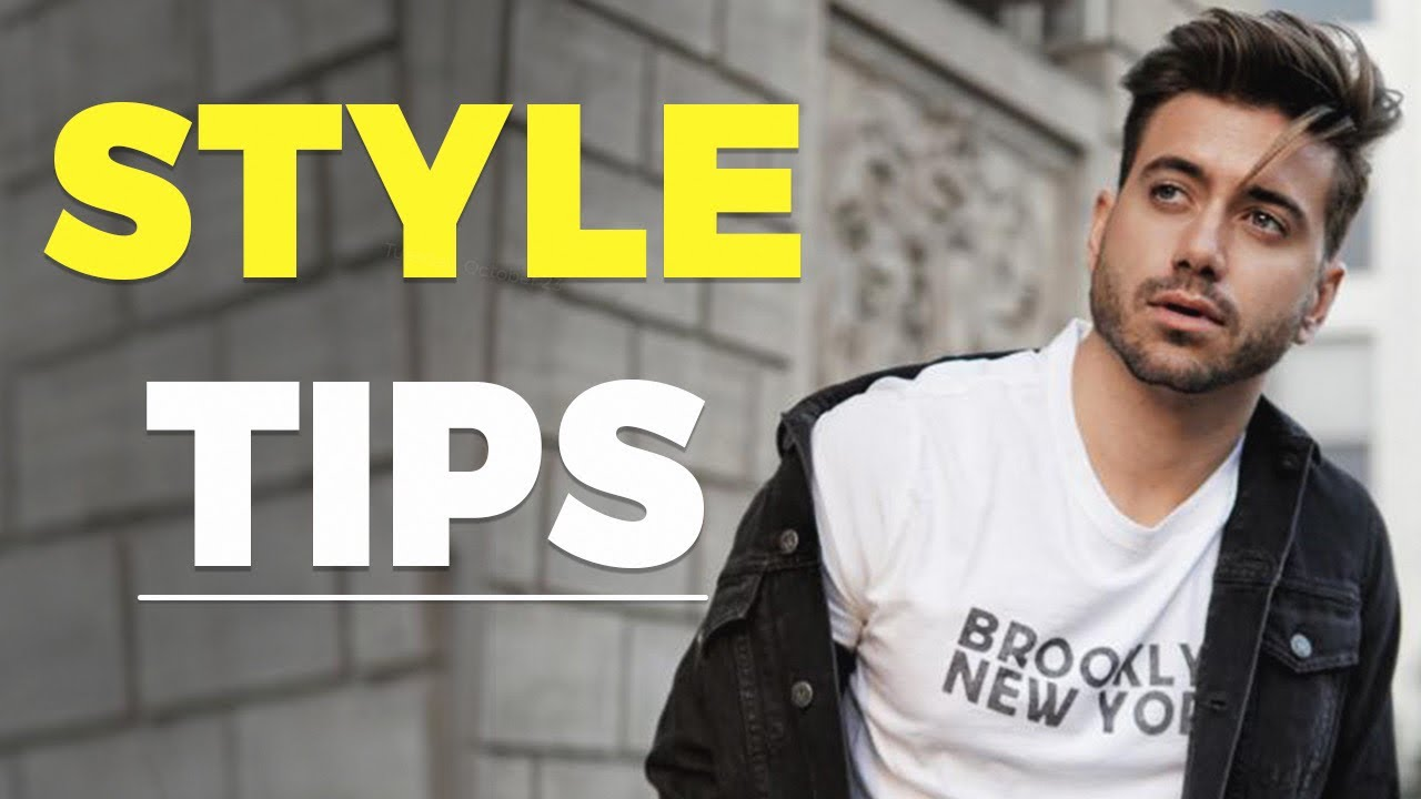 7 Young Men's Style Tips | Look BETTER Than Your Friends | Alex Costa