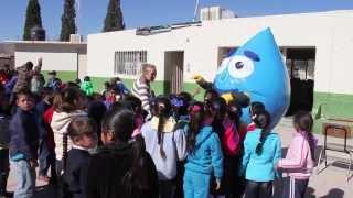 Cultura del Agua en la Escuela Primaria 2 de Abril