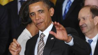 CBS This Morning - Obama's approval hovering in 40s: Poll