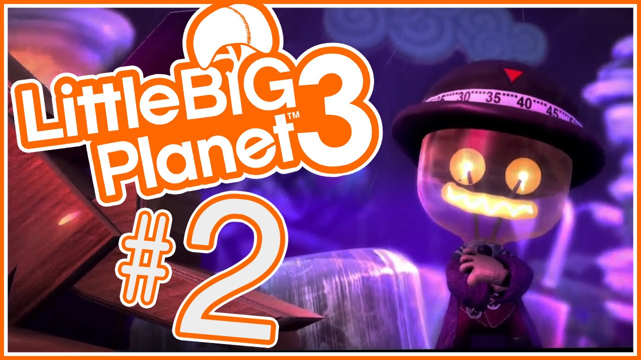 Little Big Planet 3 With Beef And Guude 2 Suck Gun Youtube