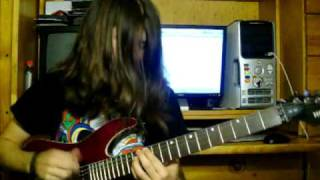 the devil wears prada dez moines guitar cover