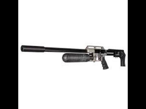 test FX IMPACT barrel .25 y barrel .30