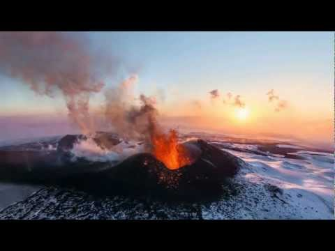 FOX NEWS: FOUR VOLCANOES ERUPT AT ONCE ON RUSSIA'S REMOTE KAMCHATKA PENINSULA (FEB 6, 2013)
