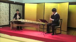 """""""Shion"""" at Kozankai Shakuhachi Workshop 2012. www.shaku8kozan.com (..."""