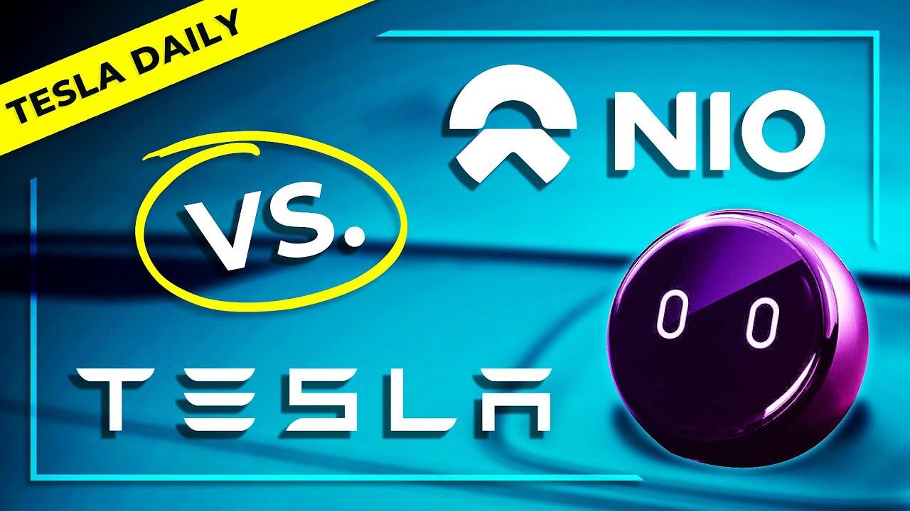 Nio Day vs. Tesla