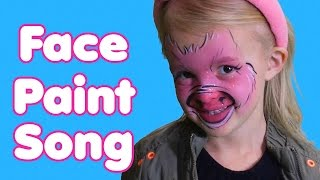Face Paint Song!! What's it gonna be??