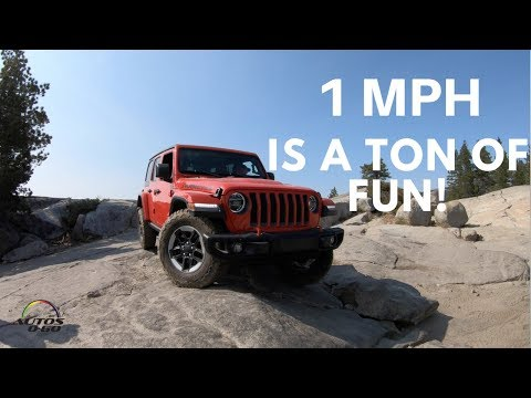 2018 Rubicon Trail Jeep Jamboree with President and CEO, Pearse Umlauf