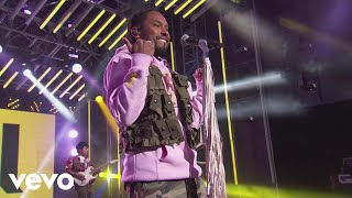 Miguel Pineapple Skies Jimmy Kimmel Live.mp3