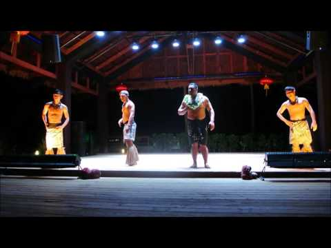 Saipan Fiesta Resort&Spa  Dinner show 20160209