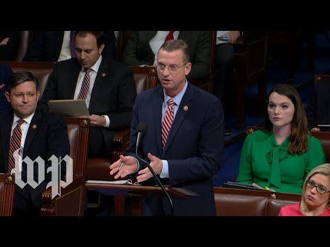 Douglas A. Collins's Opening Statement On Trump Impeachment Debate