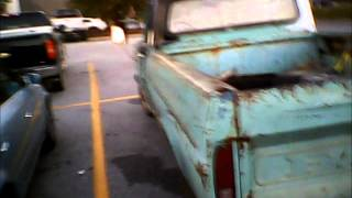 f100 straight pipe 240 drive by