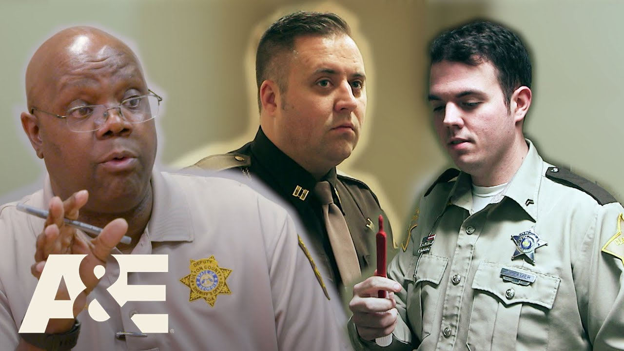 Download 60 Days In: Top 5 Sheriff Moments | A&E