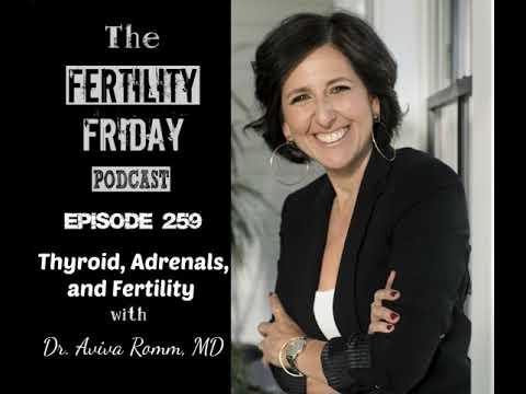 ffp-259-|-thyroid,-adrenals,-and-fertility-|-dr.-aviva-romm,-md
