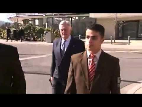 ADFA cadet case thrown out