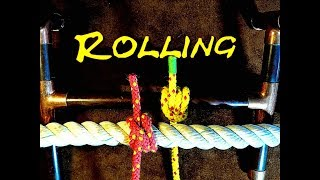 Rolling Hitch or Magnus Hitch - How to Tie the Rolling Hitch - 3 Variations