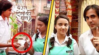 Yeh un dinon ki baat hai: sameer falls in love for naina | ashi singh & randeep rai interview