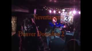 Nevertanezra - The Fading - Live at The Denver Doomfest 2