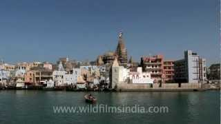 One of the most ancient cities in India - Dwarka