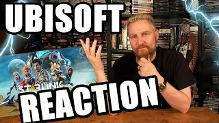 UBISOFT 2018 CONFERENCE REACTION! - Happy Console Gamer